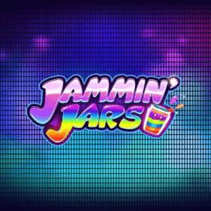Jammin' Jars logo achtergrond