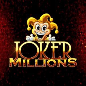 Joker Millions logo achtergrond