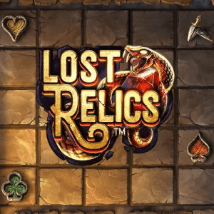Lost Relics side logo review