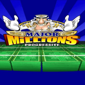 Major Millions logo review