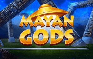 Mayan Gods side logo review