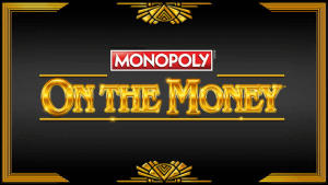 Monopoly on the Money logo achtergrond