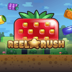 Reel Rush logo review