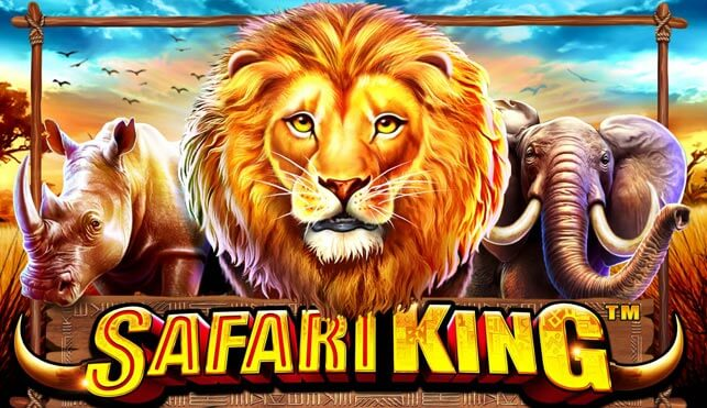 Pragmatic Play legt lat erg hoog met nieuwe Safari King gokkast.
