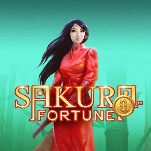 Sakura Fortune logo review