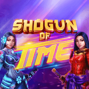 Shogun Of Time logo review