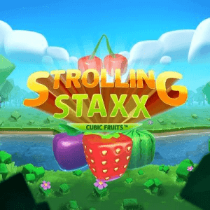 Strolling Staxx logo review
