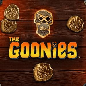The Goonies logo achtergrond