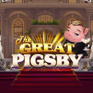 The Great Pigsby logo achtergrond