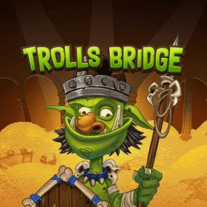 Trolls Bridge logo review