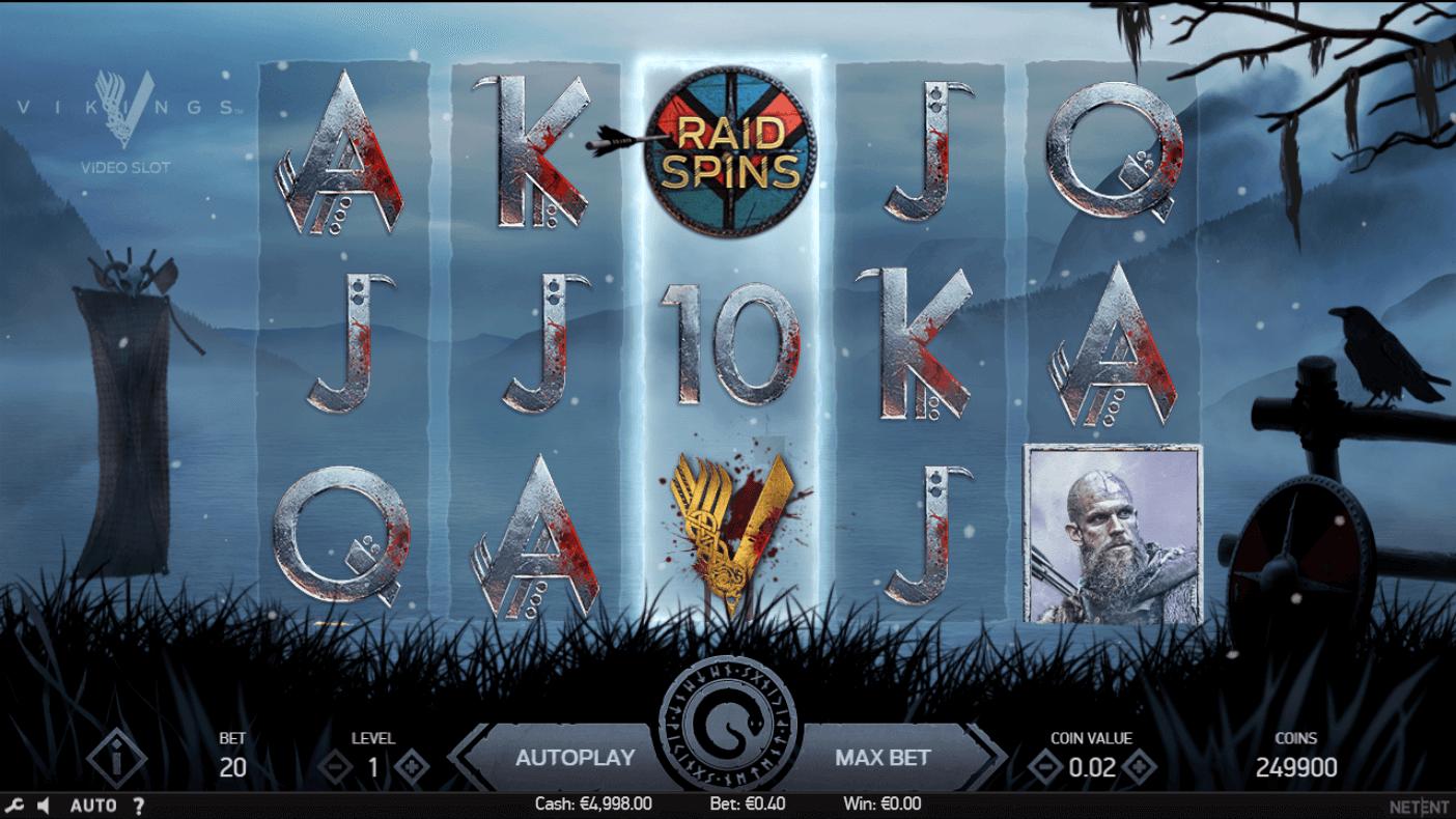 Vikings Gratis Spins