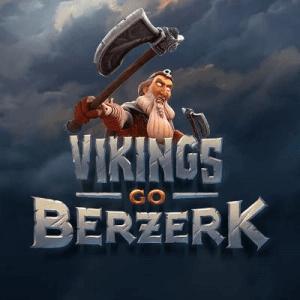 Vikings Go Bezerk logo achtergrond
