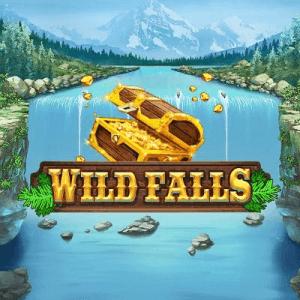 Wild Falls logo achtergrond