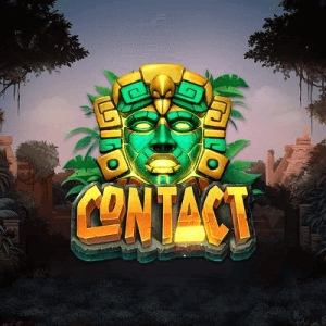 Contact logo achtergrond