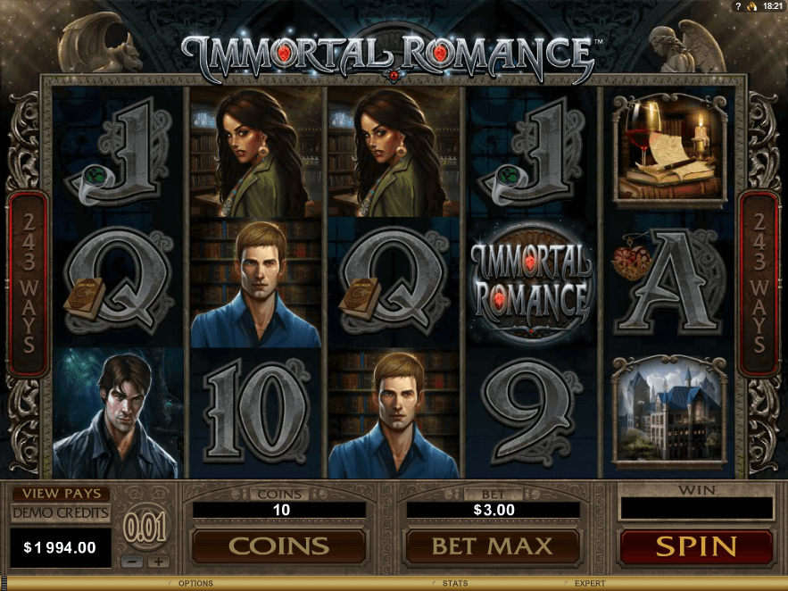 Immortal Romance review