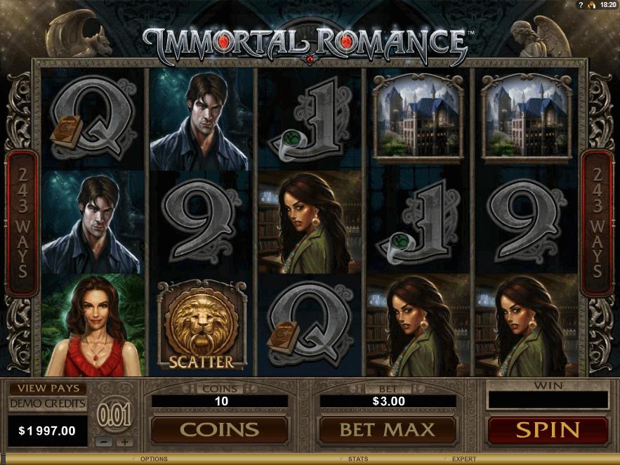 Immortal Romance Review