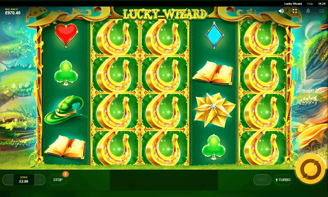 Lucky Wizard Gratis Spins