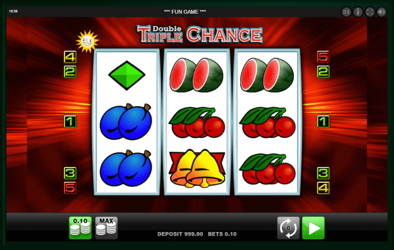 Triple Chance Gratis