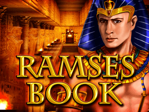 Ramses Book logo review