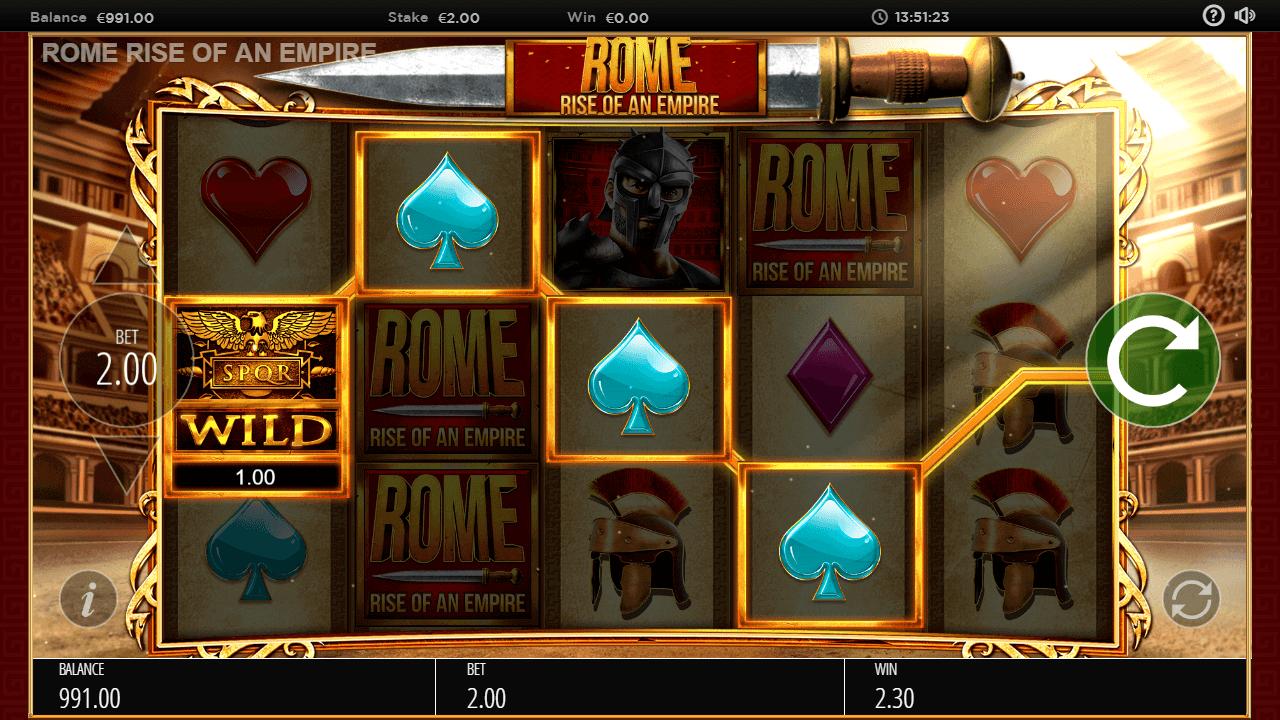 Rome: Rise Of An Empire Bonus
