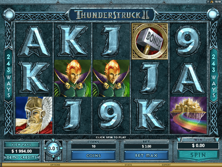 Thunderstruck II Review