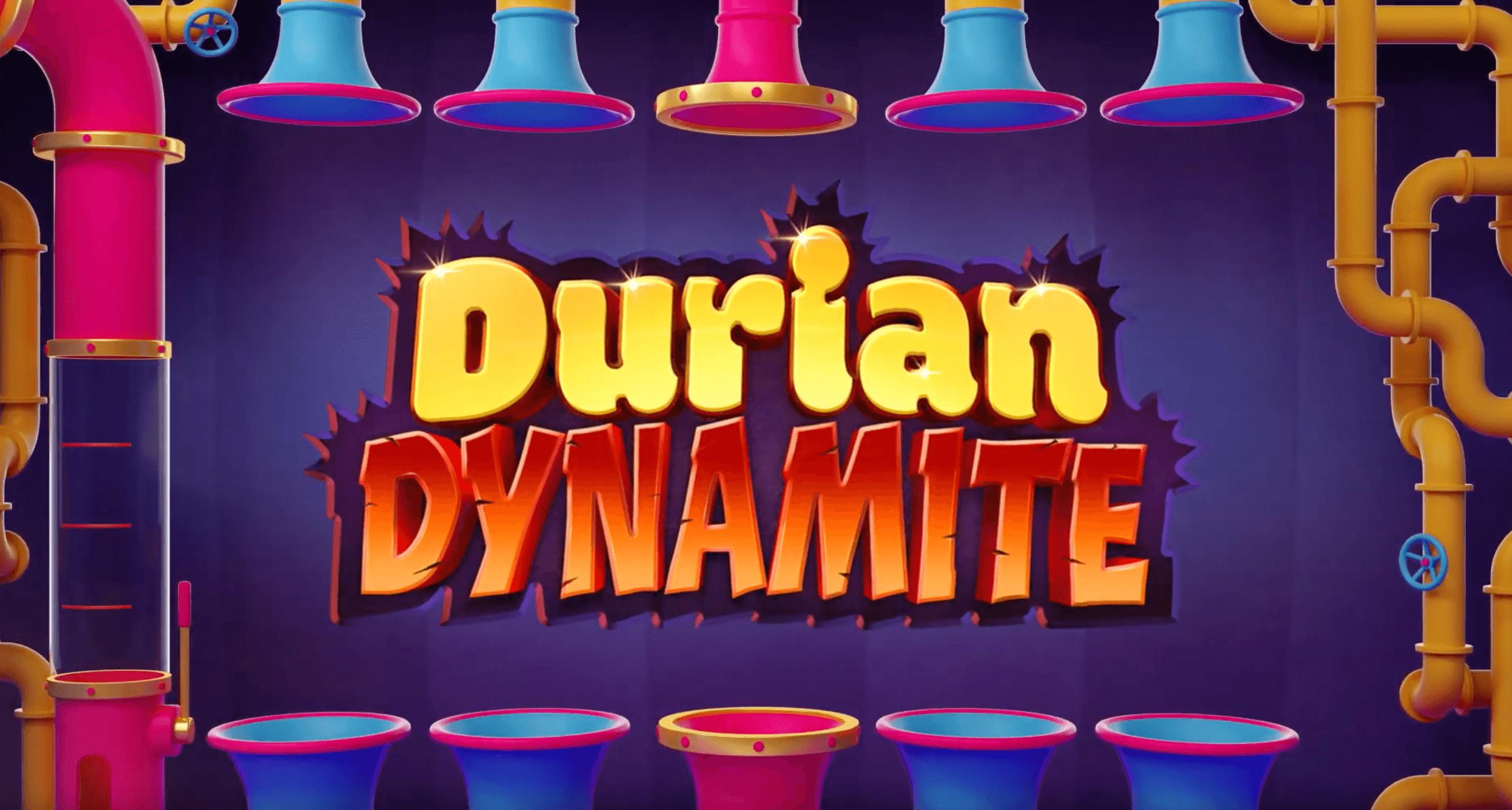 Durian Dynamite door Quickspin komt uit op 9 april!