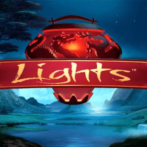 Lights logo achtergrond