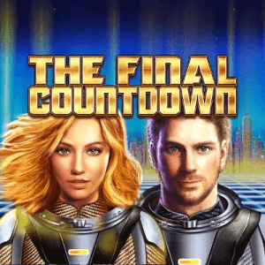 The Final Countdown logo achtergrond
