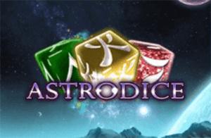 Astrodice logo achtergrond