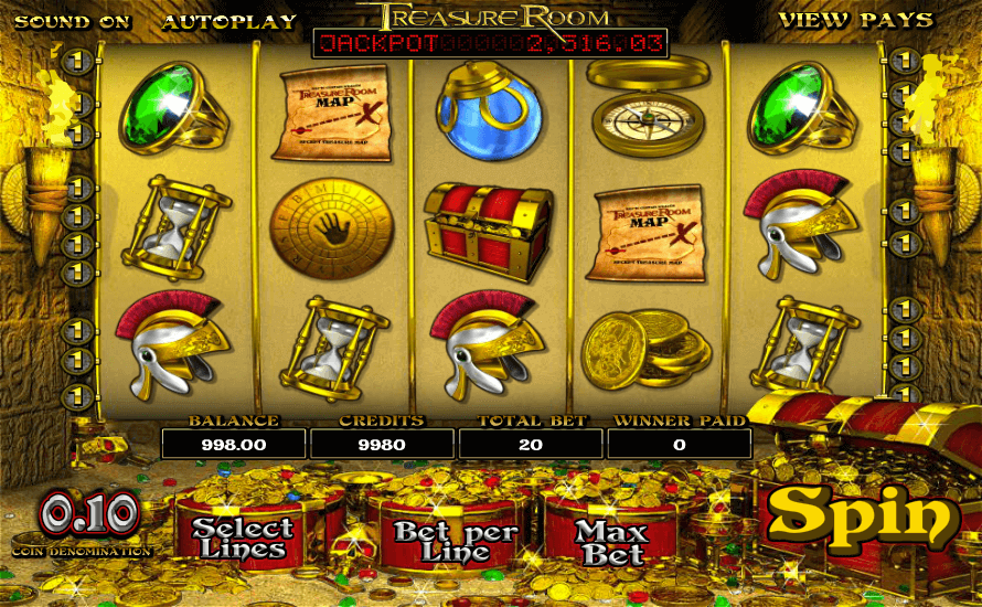 Treasure Room Review