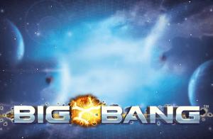 Big Bang logo achtergrond