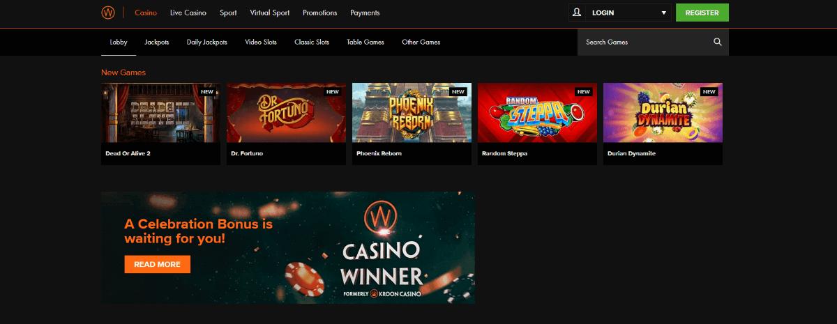 Casino Winner Screenshot 2