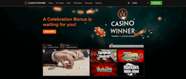 Casino Winner Screenshot 1