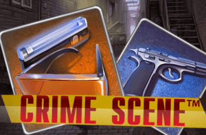 Crime Scene side logo review
