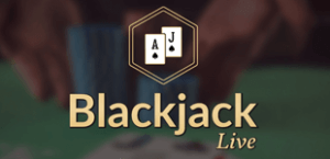 Live blackjack logo review