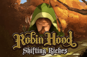 Robin Hood Shifting Riches logo review