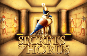 Secret Of Horus logo review