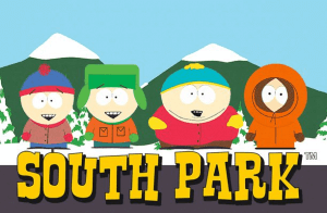 South Park logo review
