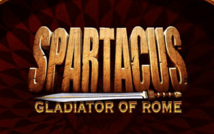 Spartacus Gladiator Of Rome side logo review