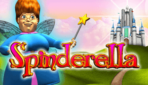 Spinderella logo review