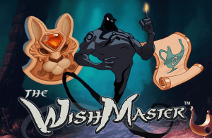 The Wish Master logo review