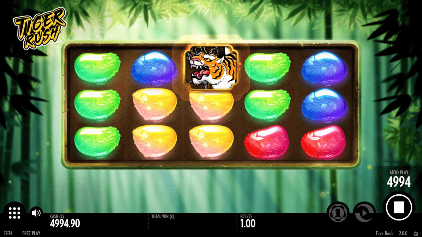 Tiger Rush Bonus