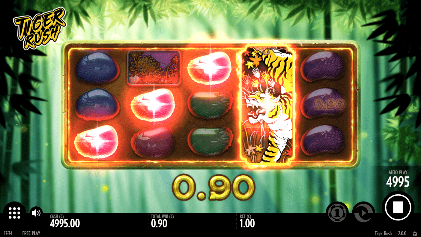 Tiger Rush Review