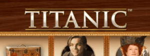 Titanic logo review