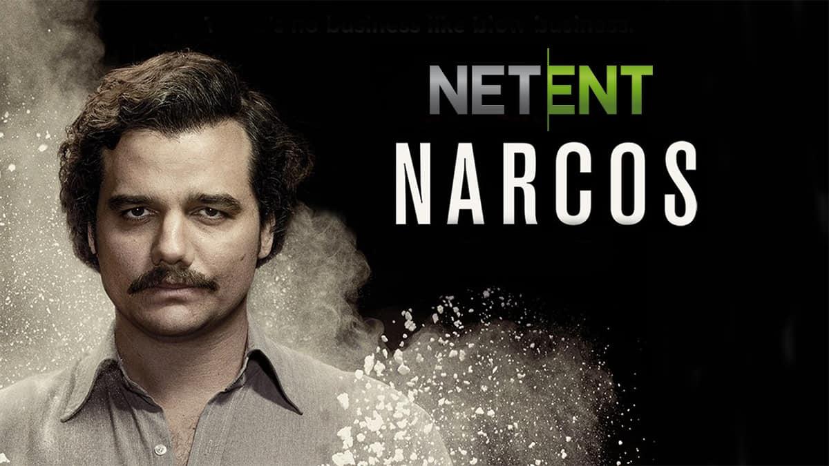 Narcos gokkast komt uit op 23 mei 2019!
