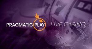 Pragmatic Play betreedt live casino markt.