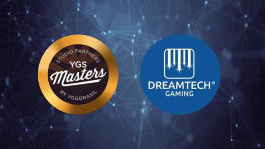 Dreamtech Gaming nieuw lid YGS Masters.