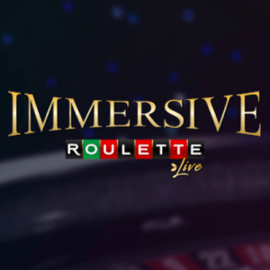Immersive Roulette logo review
