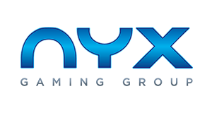 NYX Gaming side logo review