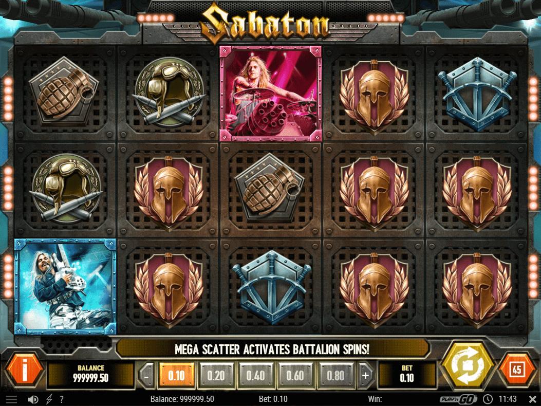 Sabaton Review